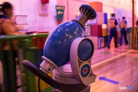 Toy Story Midway Mania - Hollywood Studios Attraction