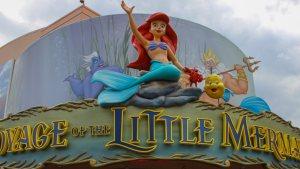 Voyage of the Little Mermaid Disney World
