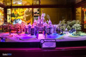 Sleeping Beauty Castle Model - Walt Disney One Man,s Dream - Hollywood Studios Attraction