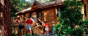Fort Wilderness - Disney World Resort - Copyright Disney