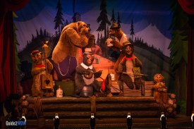 Country Bear Jamboree - Performance - Magic Kingdom Attraction