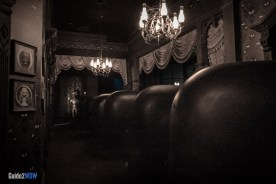 Haunted Mansion - Doom Buggies - Magic Kingdom Attraction
