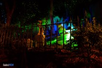 Haunted Mansion - Pet Cemetery- Magic Kingdom Attraction