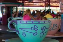 Mad Tea Party - Tea Cups - Magic Kingdom Attraction