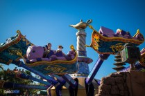 Magic Carpets of Aladdin - Magic Kingdom Attraction