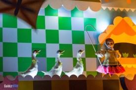 its a small world - Ducks - Magic Kingdom Attraction