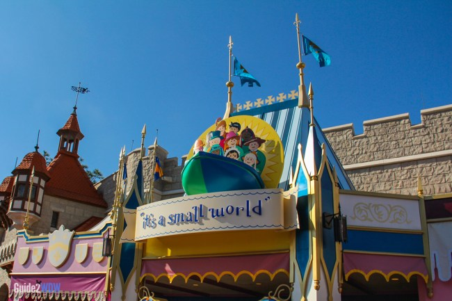 its a small world - Exterior - Magic Kingdom Attraction