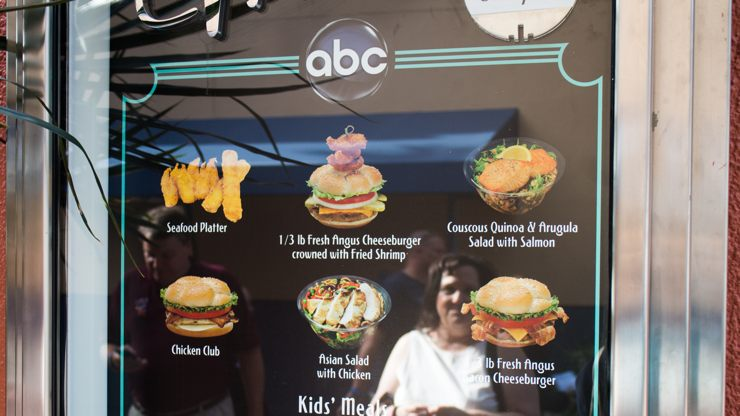 ABC Commissary - Menu