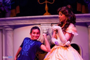 Enchanted Tales with Belle - Belle - Magic Kingdom Attraction