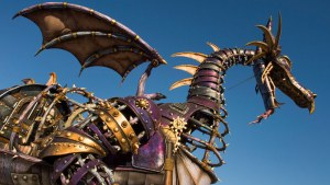 Festival of Fantasy - Dragon