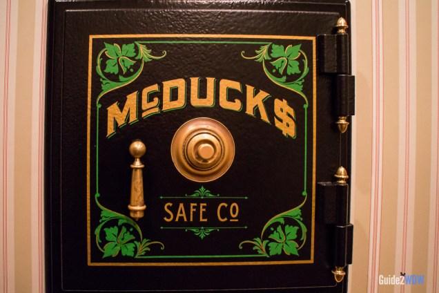 McDucks Safe - Mickey the Magician