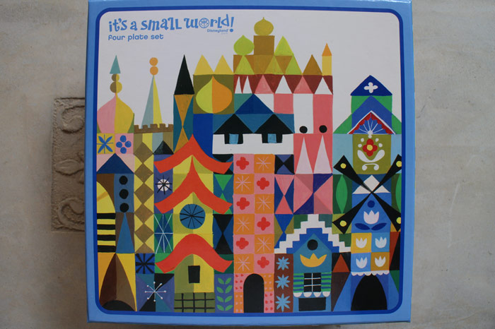 Small World Plates