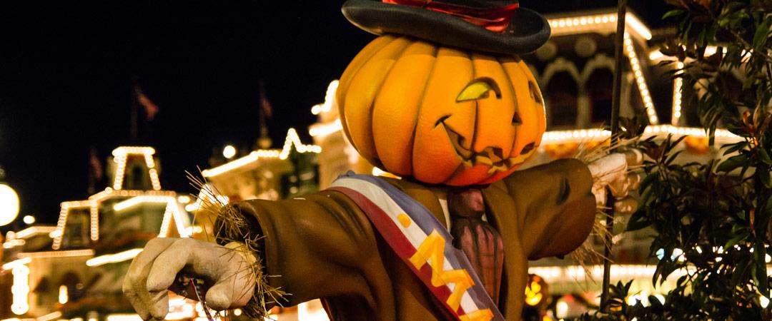 Magic Kingdom - Halloween