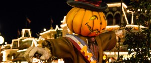 Magic Kingdom - Halloween