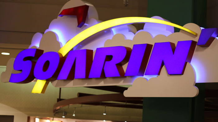Soarin - Disney World Ride