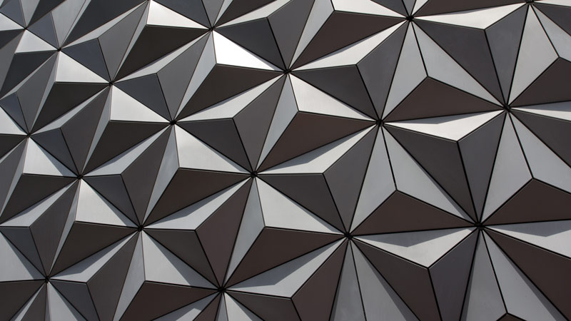 Spaceship Earth - Up Close