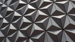 Spaceship Earth - Up Close