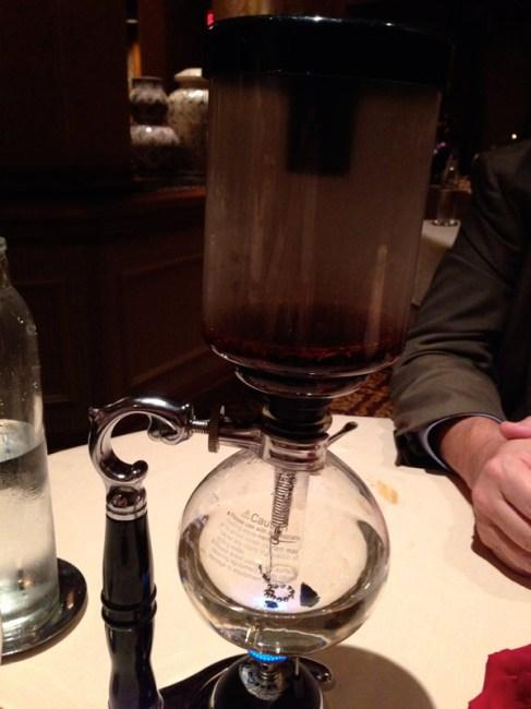 Tea Pot - Victoria & Albert's - Grand Floridian - Disney World Dining