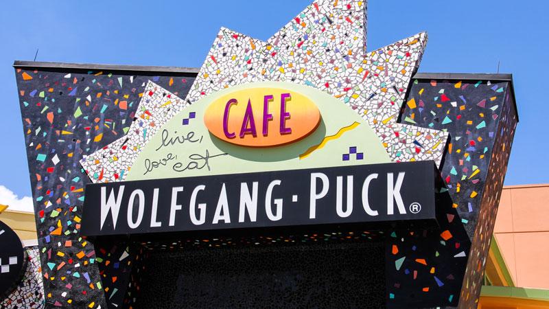 Wolfgang Puck Cafe - Downtown Disney