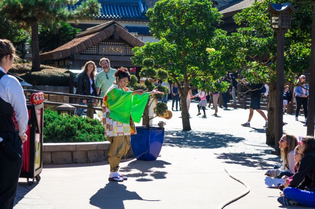Japan - Epcot Holidays Around the World