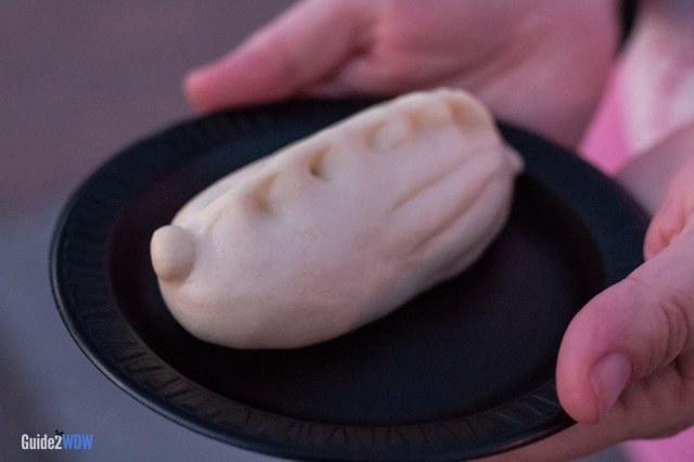 Teriyaki Gyoza Bun - Japan - 2014 Epcot International Food & Wine Festival - Disney World