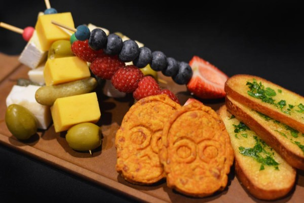 Illum Fruit and Cheese Sabers - Rebel Hangar a Star Wars Lounge Experience
