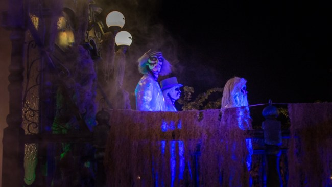 Boo To You Parade - Mickey's Not So Scary Halloween Party at Disney World