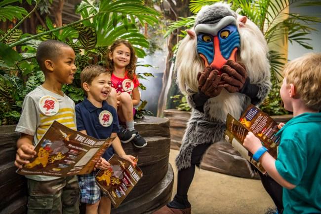 The Lion Guard Adventure - Disney's Animal Kingdom