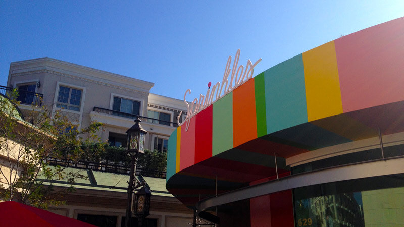 Sprinkles Cupcakes Coming to Disney World
