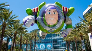 Buzz Lightyear Float - D23 Expo