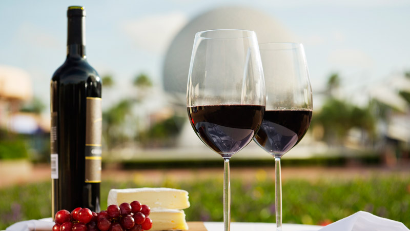Full 2018 Epcot Food and Wine Festival Marketplace Menus