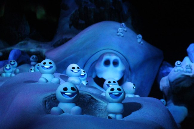 Frozen Ever After Ride at Disney World