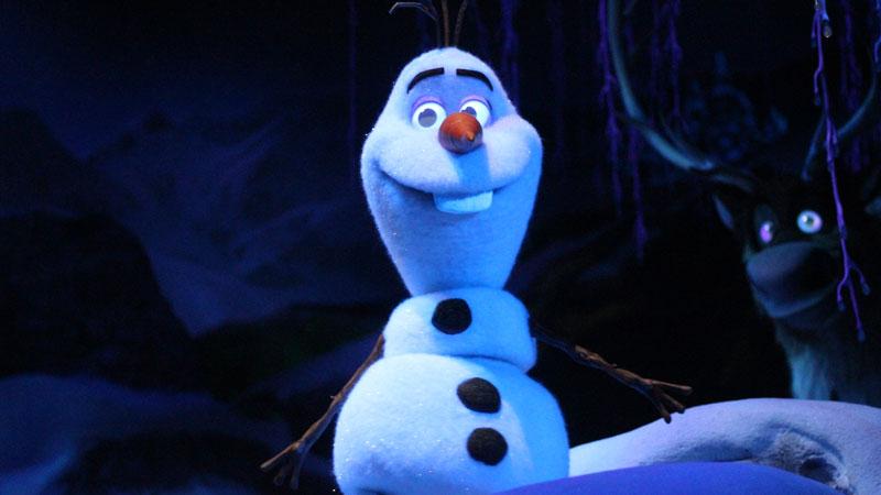 Frozen Ever After - Disney World