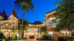 Skipper Canteen - Disney World