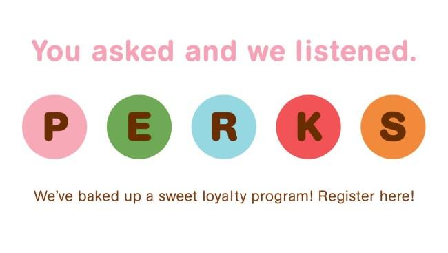 Sprinkles Perks