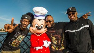 Boyz II Men - Epcot Eat to the Beat Concert
