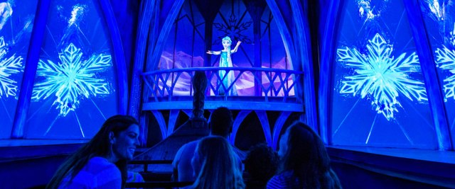 Frozen Ever After - Epcot Attraction