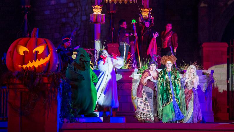 Hocus Pocus Show - Disney World