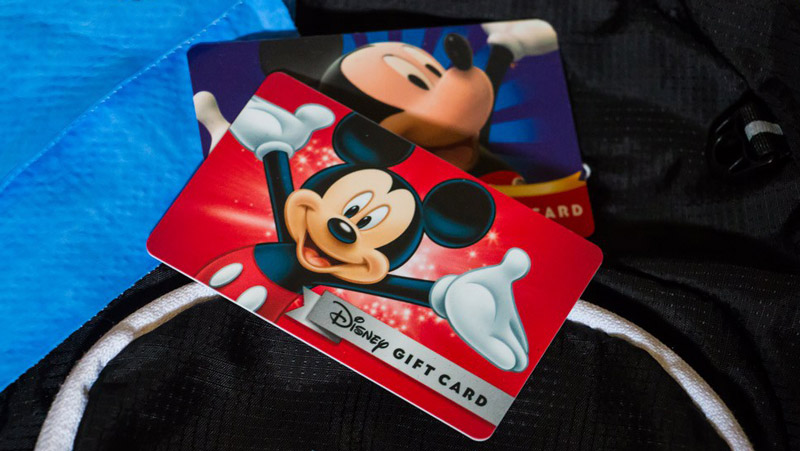 How we save over 20% on Disney World vacations with Disney Gift Cards