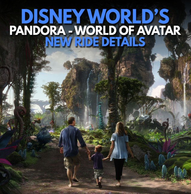 New Avatar Details Emerge at Animal Kingdom