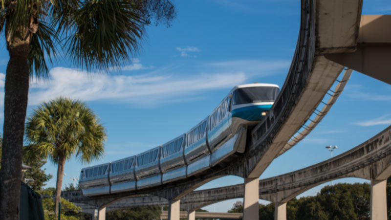 """Highway In The Sky Dine Around"" coming to the Magic Kingdom resort monorail loop."