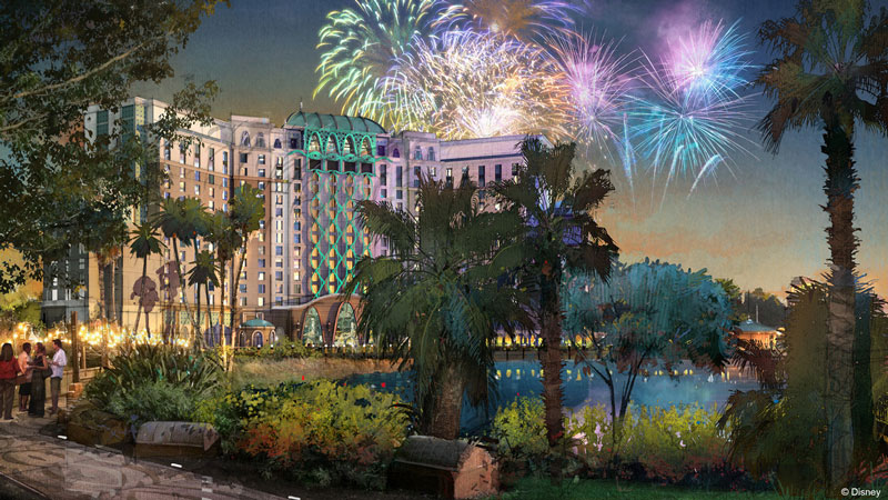 Massive expansions coming to Coronado Springs and Caribbean Beach Resorts at Disney World