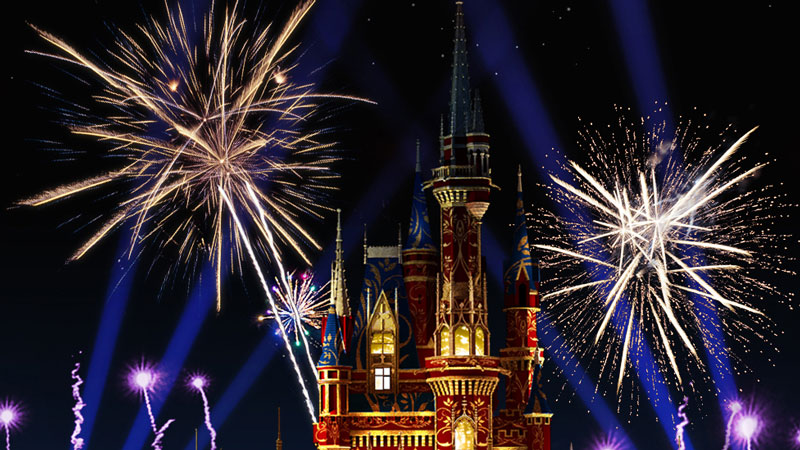 """Happily Ever After"" fireworks and projections show to replace ""Wishes"" at Magic Kingdom"