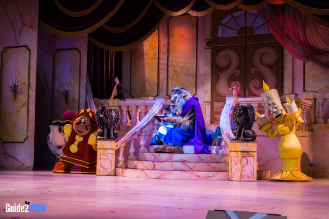 Beauty and the Beast - Live on Stage - Disney World