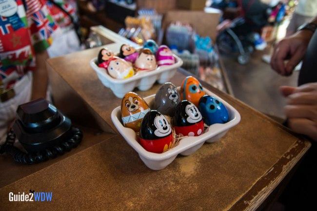 Egg Prizes - Epcot Eggstravaganza Hunt