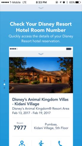 My Disney Experience App Tutorial 2