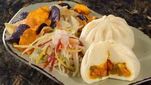 Satu'li Canteen - Bao Pods - Pandora The World of Avatar Food - Disney World