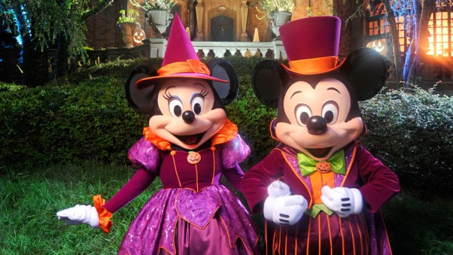 Mickey's Not So Scary Halloween Party Ticket Now Available