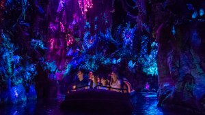 Pandora - Na'Vi River Journey - Disney World Ride