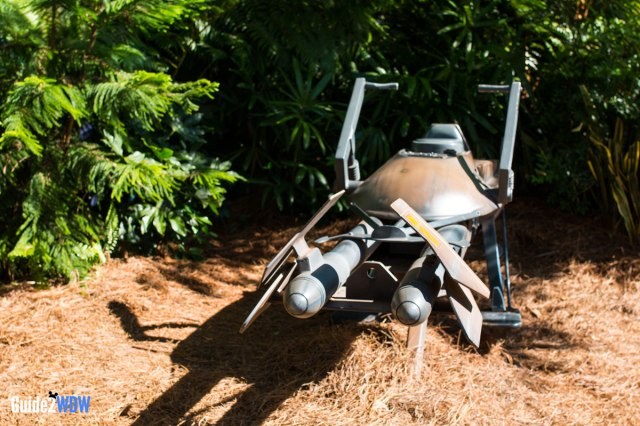 Speeder Bike - Star Wars at Disney World